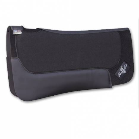 Professionals Choice Barrel Elite Saddle Pad