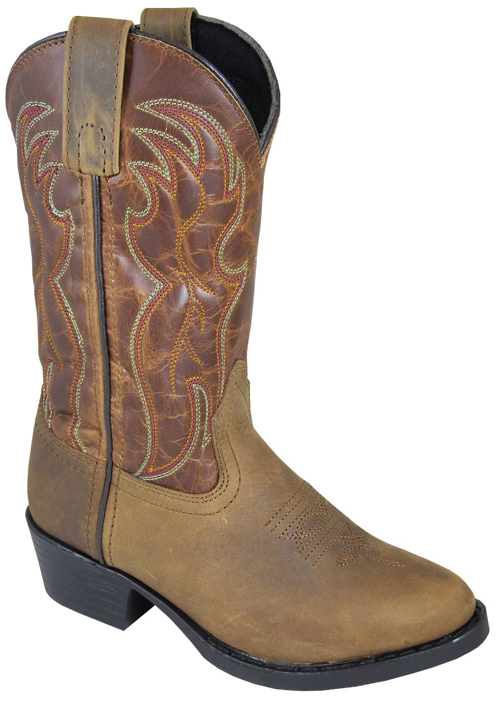 Smoky Mountain Tonto Boots - Youth - Brown