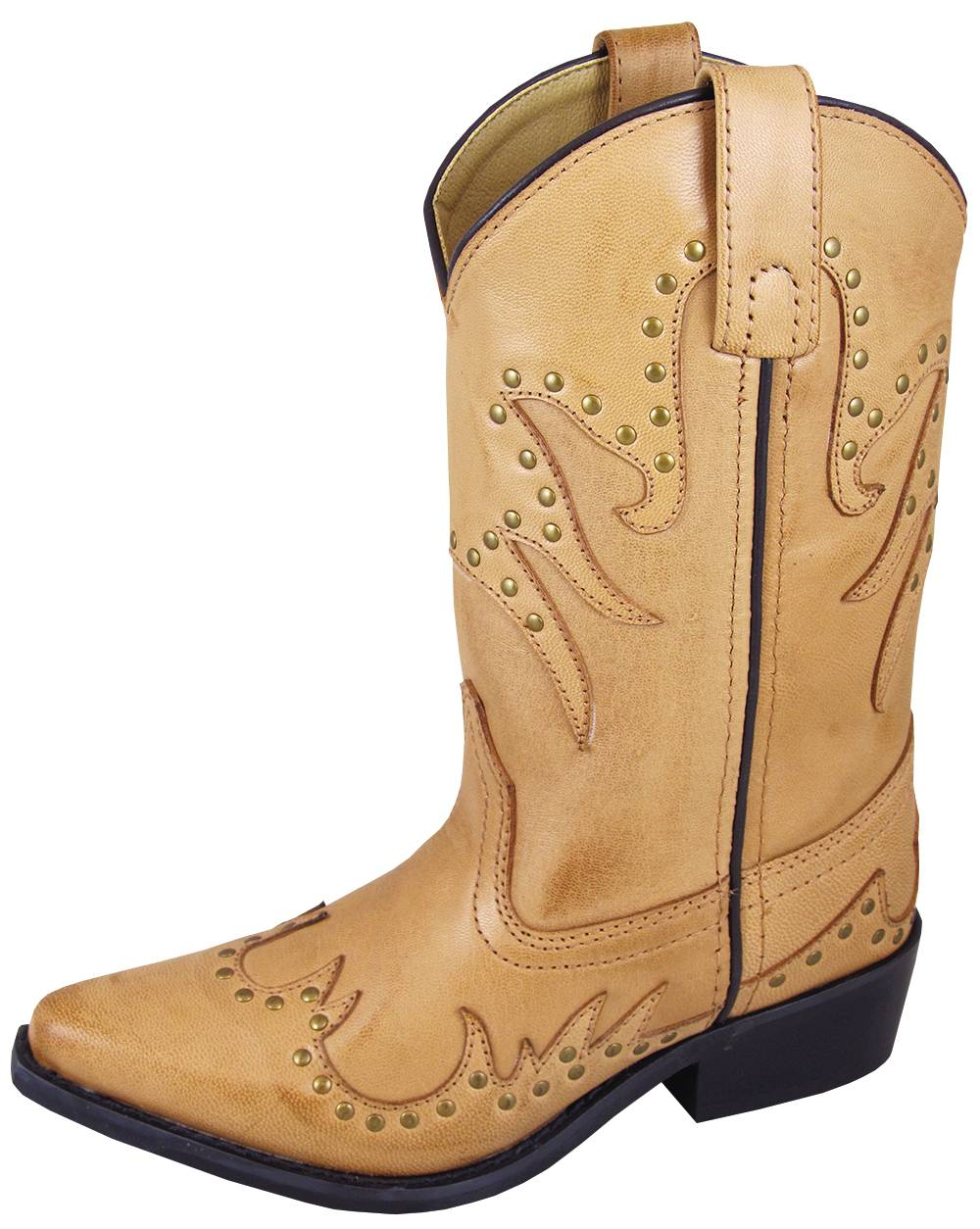 Smoky Mountain Dolly Boots - Children's -Tan