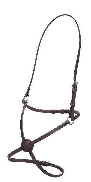 Camelot Leather Strapgoods Figure 8 Noseband