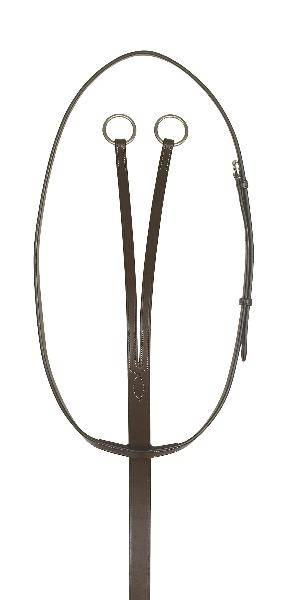 Ovation Dark Brown Flat Running Martingale