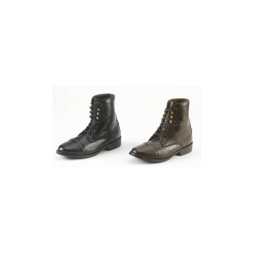 Equi-Star Ladies Synthetic Lace Paddock Boots