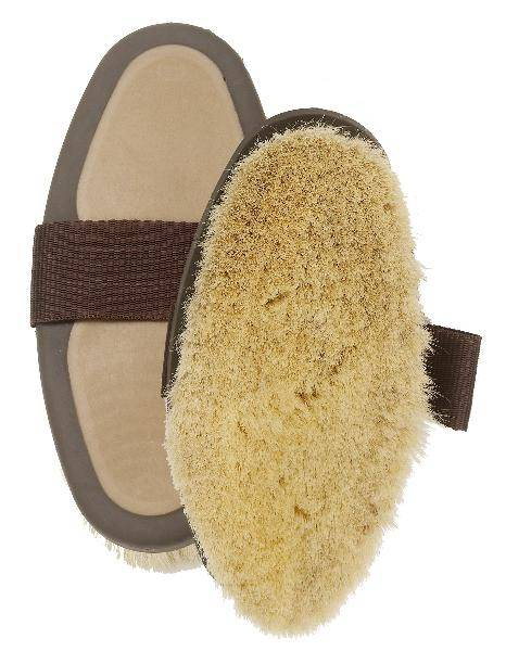 Centaur Soft Natural Goat Hair Body Brush