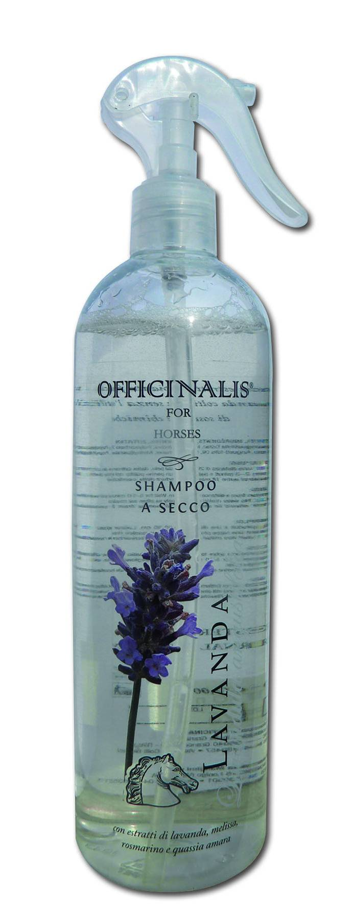 Officinalis Lavanda Dry Shampoo-500ml