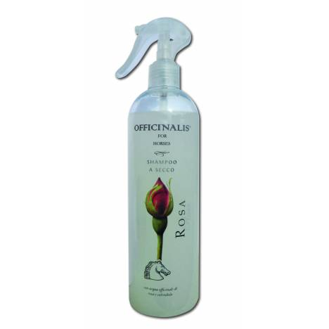 Officinalis Rose Dry Shampoo-500ml