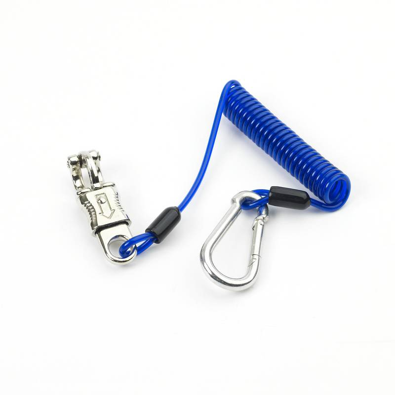 Equi-Essentials Flexible Coil Trailer Tie