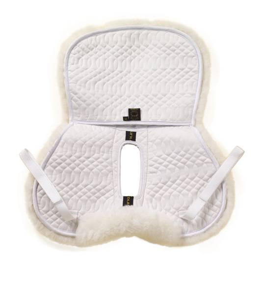Ovation Europa Half Pad - Lift Back