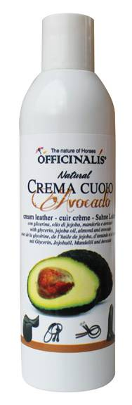 Officinalis Avocado Leather Cream - 250 ml