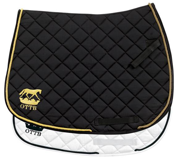 OTTB Dressage Saddle Pad
