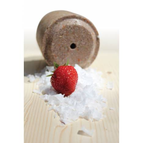 Officinalis Lolly Roll Refill - 2 Pack - Strawberry/Carob