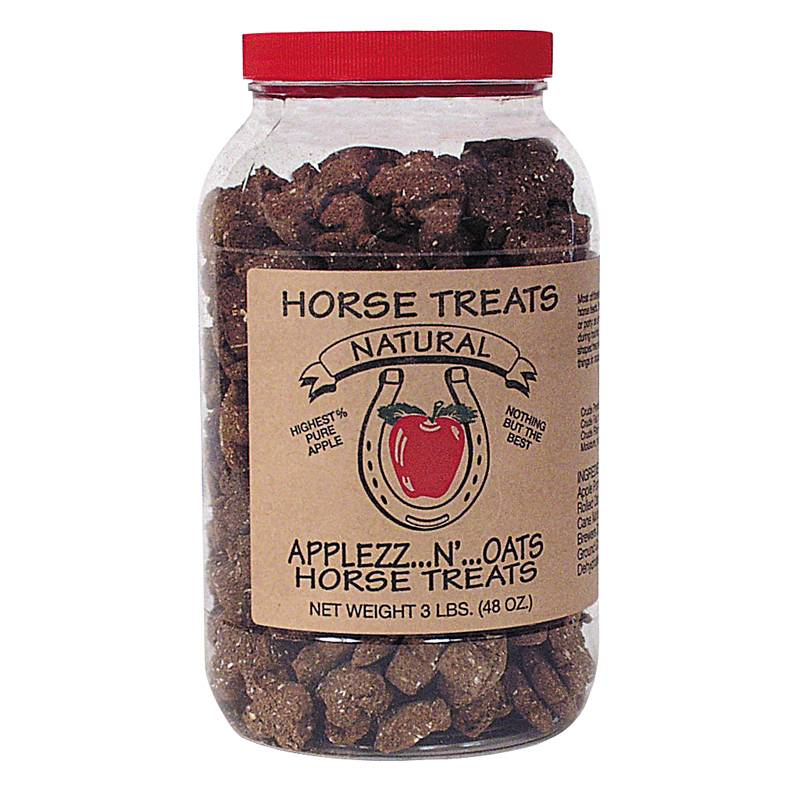 Applezz N Oats Horse Treats