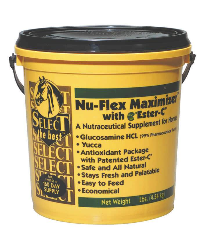 Select Nu-Flex Maximizer Ester C