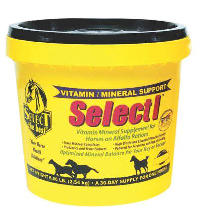 Select II Vitamin/Mineral