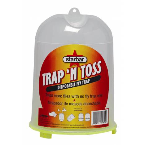 Starbar Trap-N-Toss Fly Trap