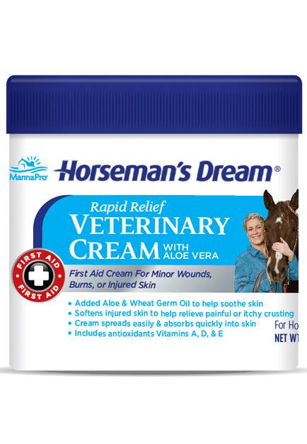 Horseman's Veterinary Cream Jar