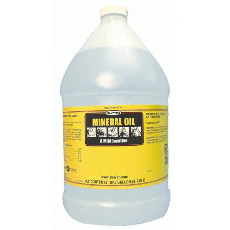 Mineral Oil -Laxative from Durvet