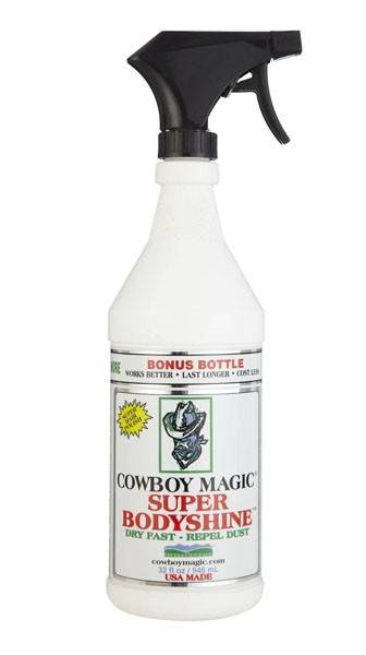 Cowboy Magic Super Bodyshine - 32 oz.