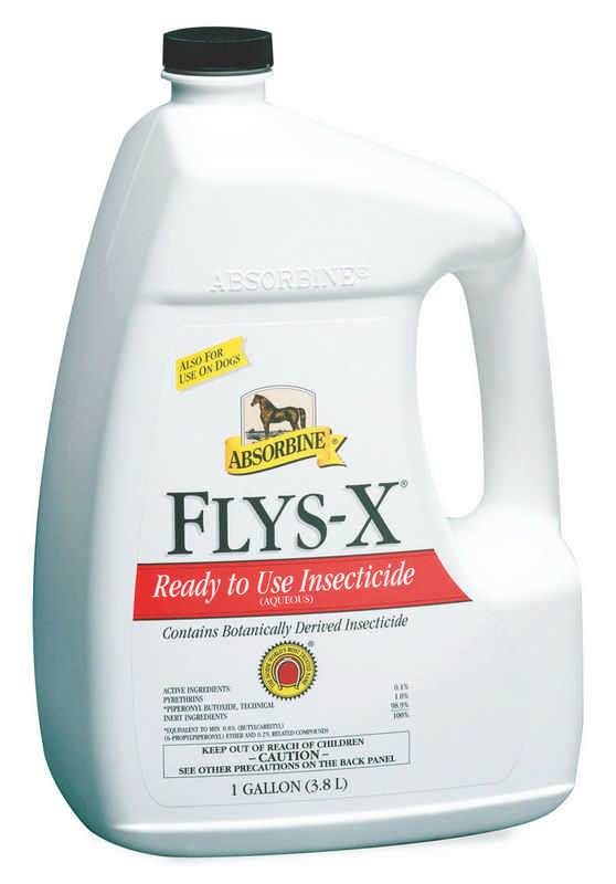 Absorbine Flys X Rtu Insecticide