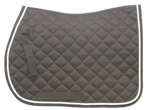 EquiRoyal Miniature Square Comfort Saddle Pad