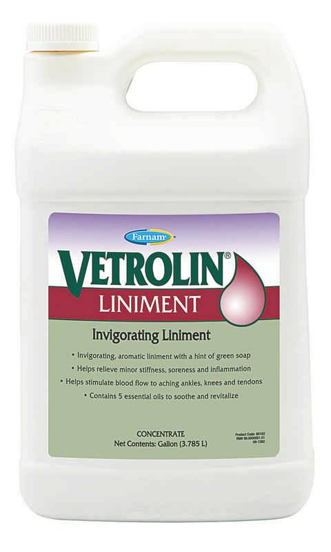 Equicare Vetrolin Liniment