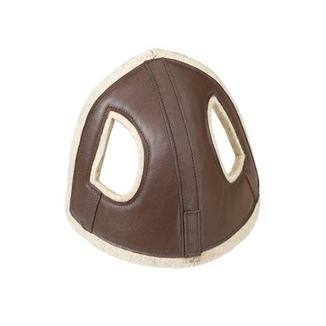 Camelot Leather Head Bumper