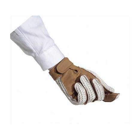 Ovation Ladies Sport Crochet Back Glove