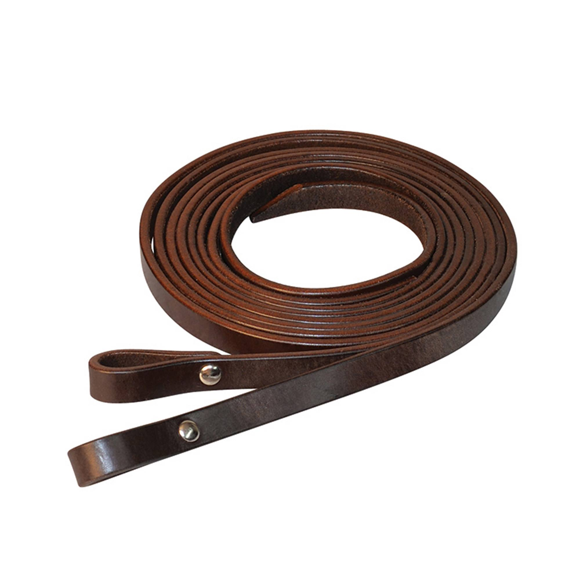 Circle Y Basic Working Collection Chicago Screw Split Reins
