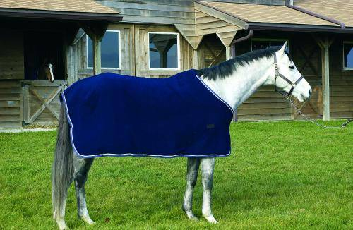TuffRider Fleece Dress Horse Sheet