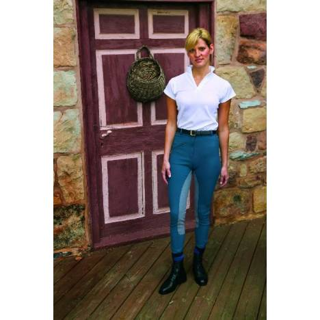TuffRider Ladies Ribbed Full Seat Riding Breeches