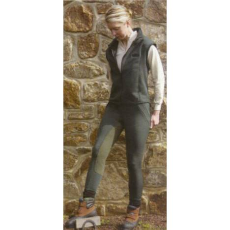 TuffRider Unifleece Full Seat Pull On Breeches