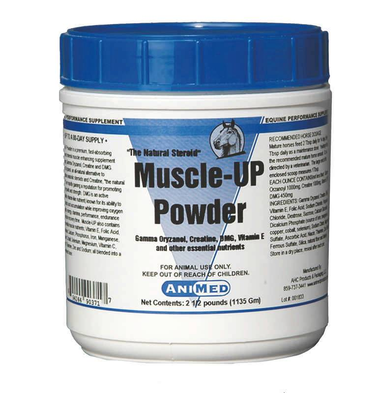 AniMed Muscle Up Powder