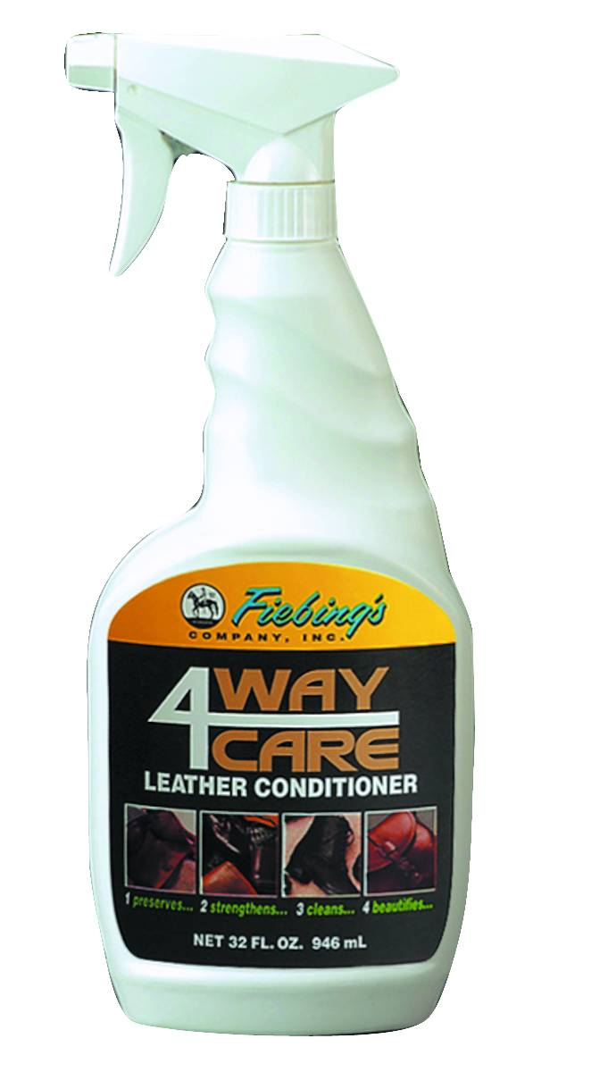 Fiebings 4-Way Leather Care