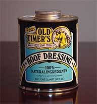 Old Timers Hoof Dressing