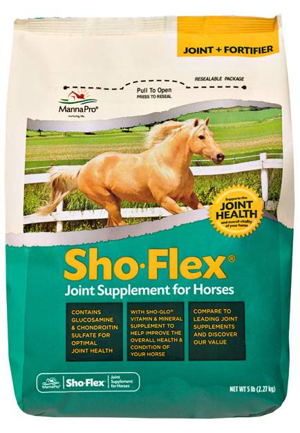 Manna Pro Sho-Flex Joint Supplement - 5 lbs.