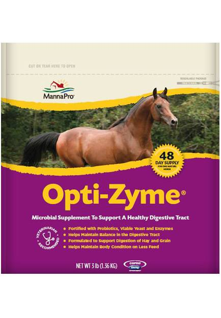 Manna Pro Opti-Zyme Probiotic Supplement