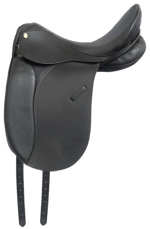 Kincade Leather Dressage Saddle