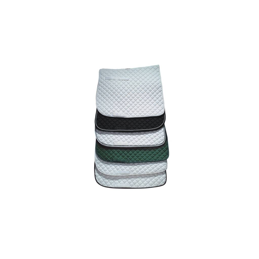Roma Quilted Dressage Saddle Pad
