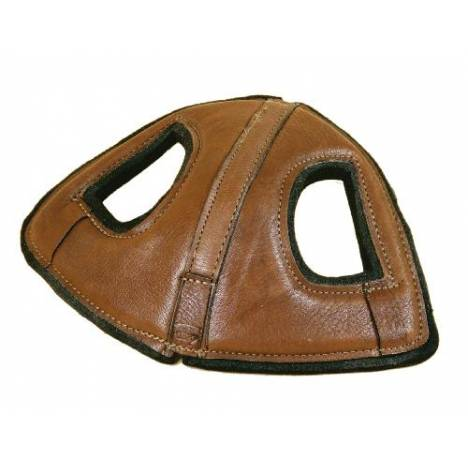 TORY LEATHER Leather Head Bumper