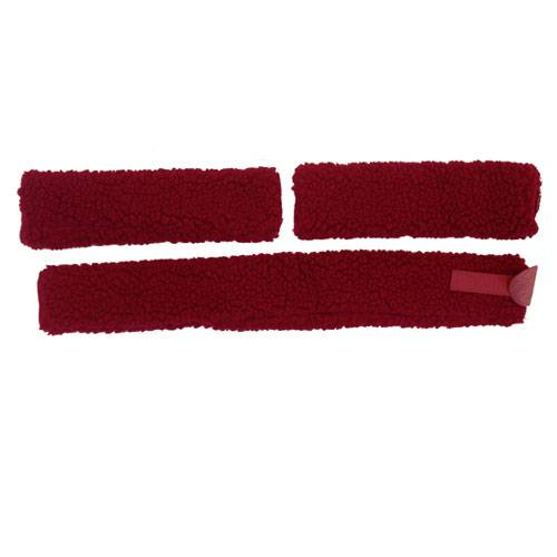 Fleece Martingale Covers