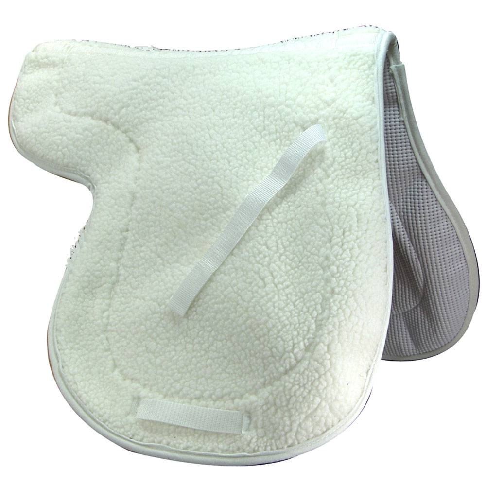 All Purpose Fleece English Non Slip Saddle Pad