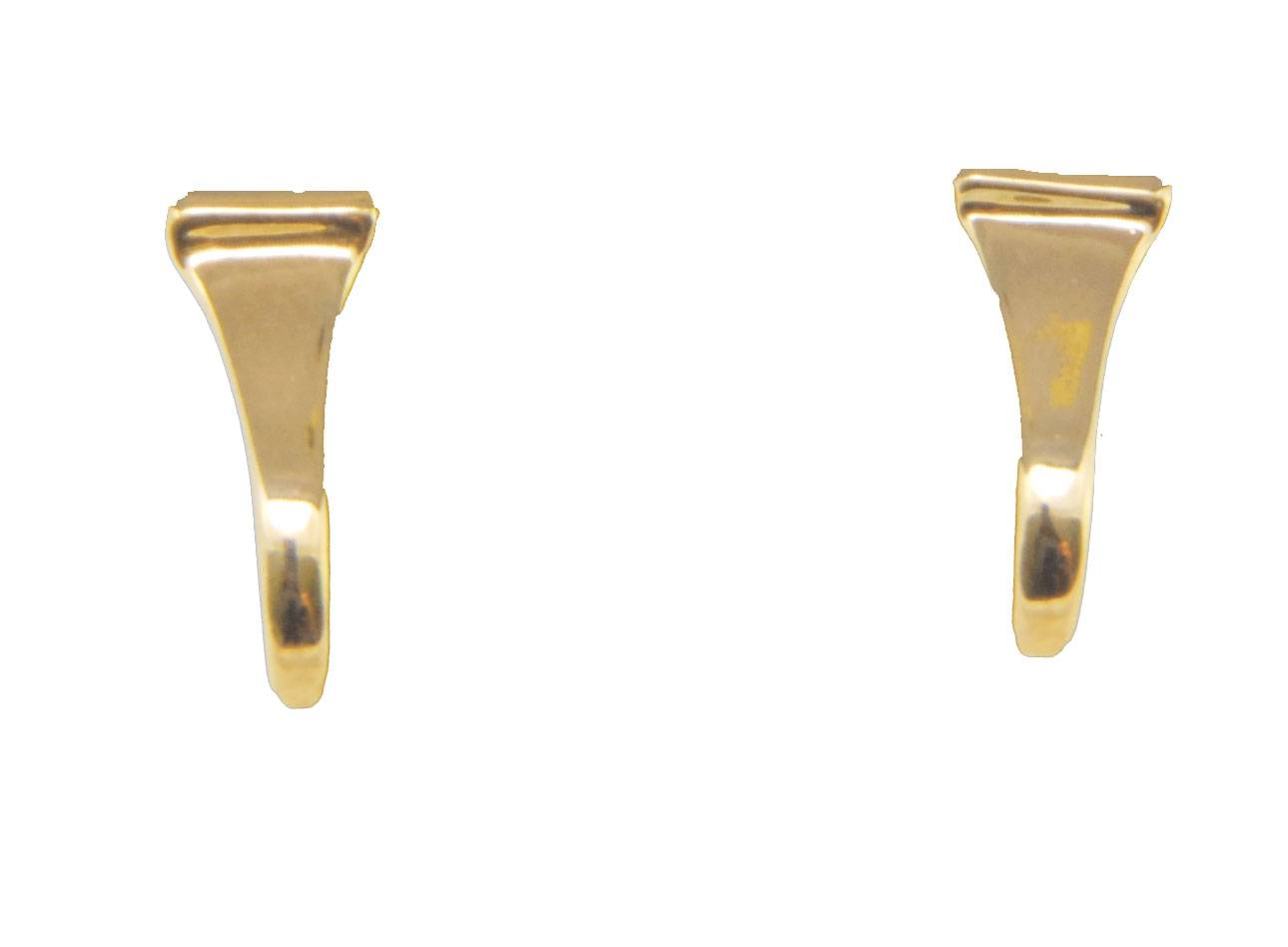Exselle Horseshoe Nail Earrings