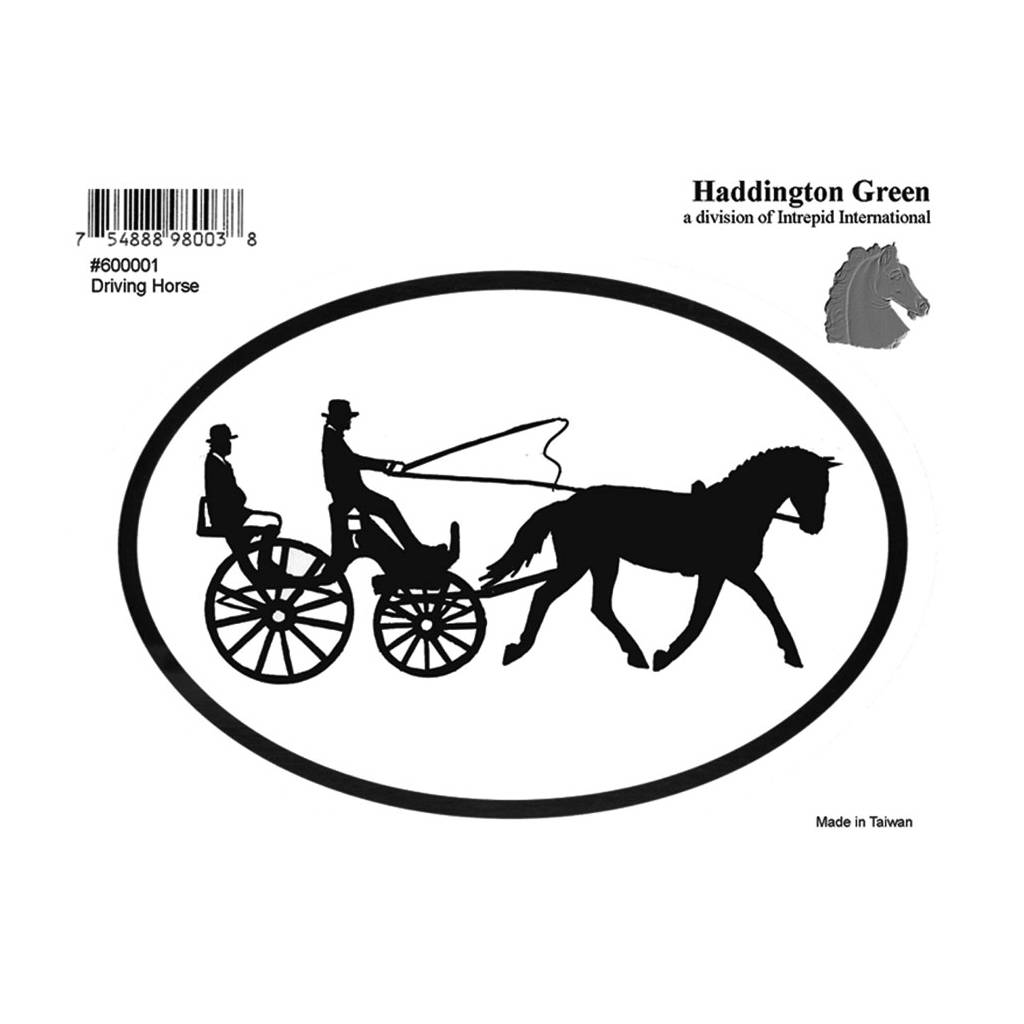 Decal - Driving - Pack Of 6