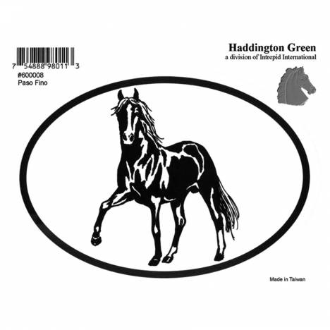 Decal - Paso - Pack Of 6