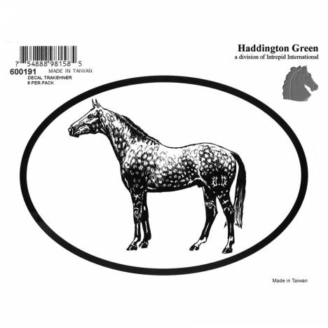 Decal - Trakehner - Pack Of 6