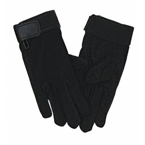 Perris Leather Childs Cotton Gloves