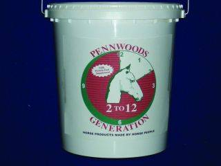 2 To 12 Foal Supplement