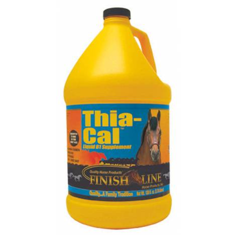 Finish Line Thia-Cal B1-Calcium Supplement
