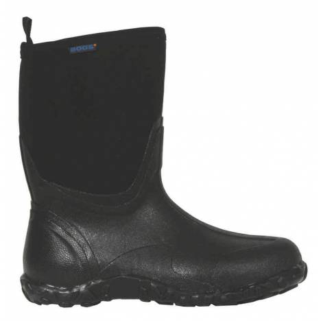 Bogs Mens Classic Mid Waterproof Boots
