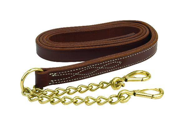 FANCY STITCHED JUMPER LEAD