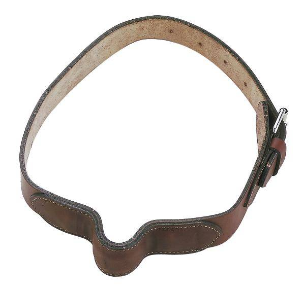Perris Leather Collection Leather Cribbing Strap